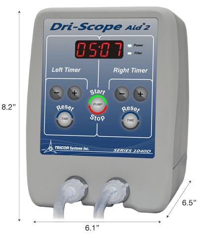 DRI-Scope Aid Dimensions