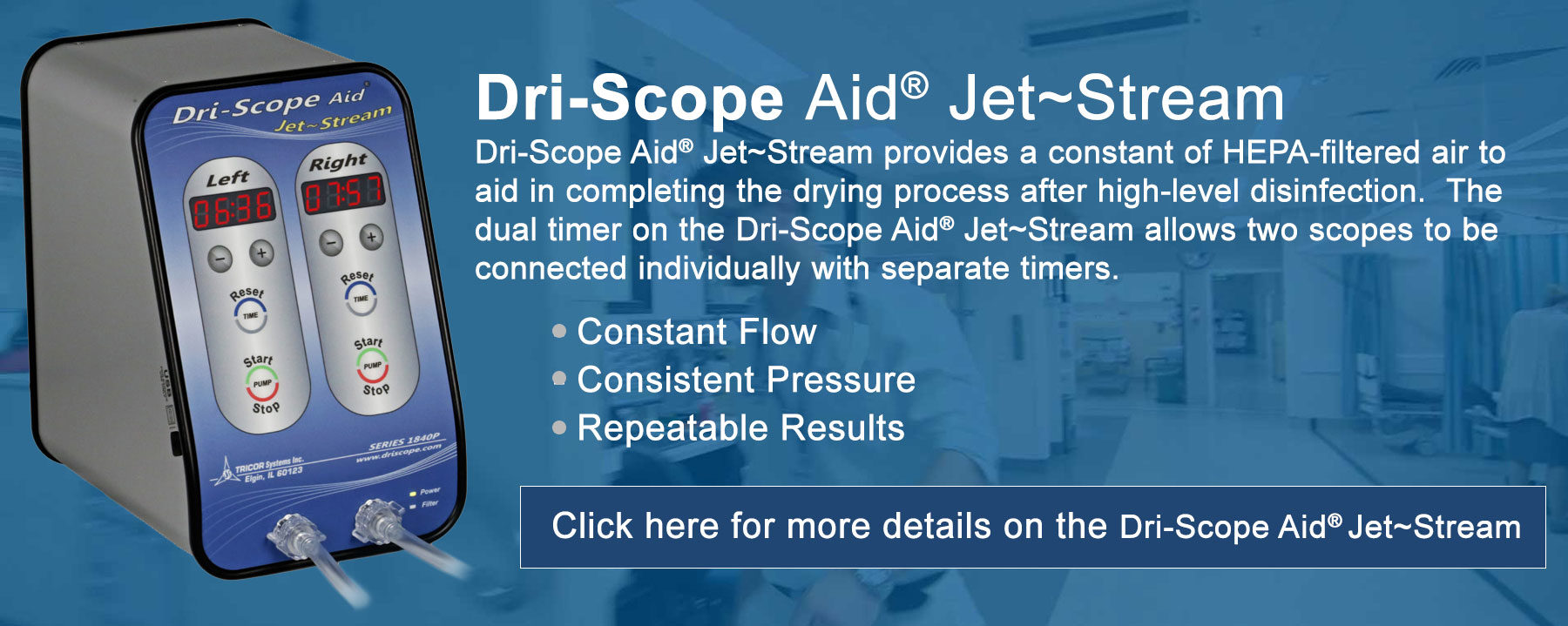 DriScope Aid Jet~Stream